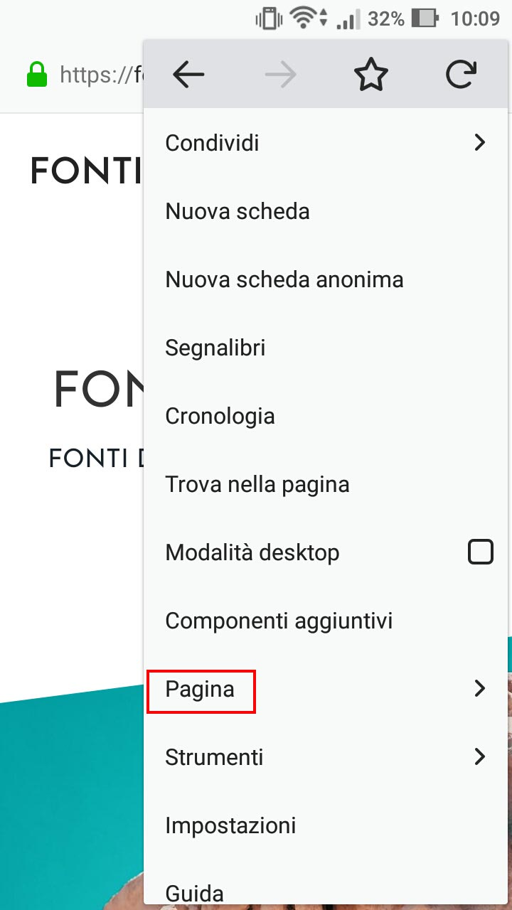 Firefox - Seconda Parte